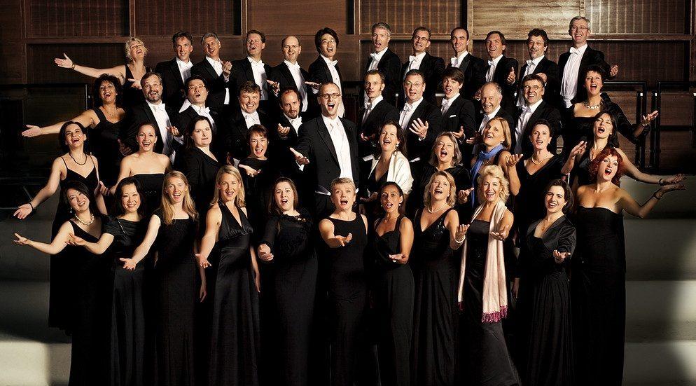 Chor des Bayerischen Rundunks (c) BR/Johannes Rodach