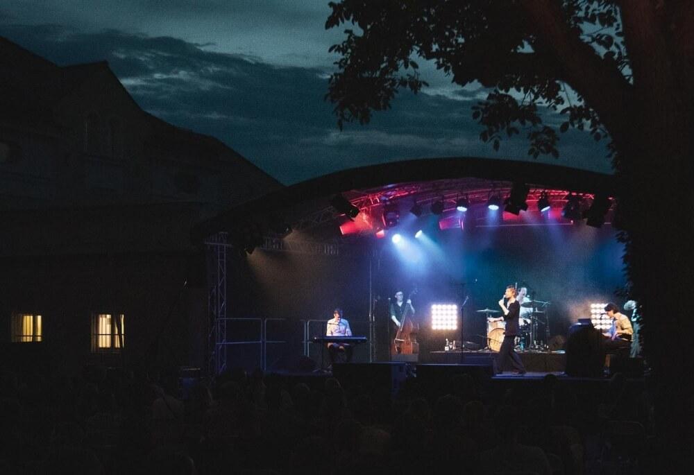 Konzert im Prüfeninger Schlossgarten